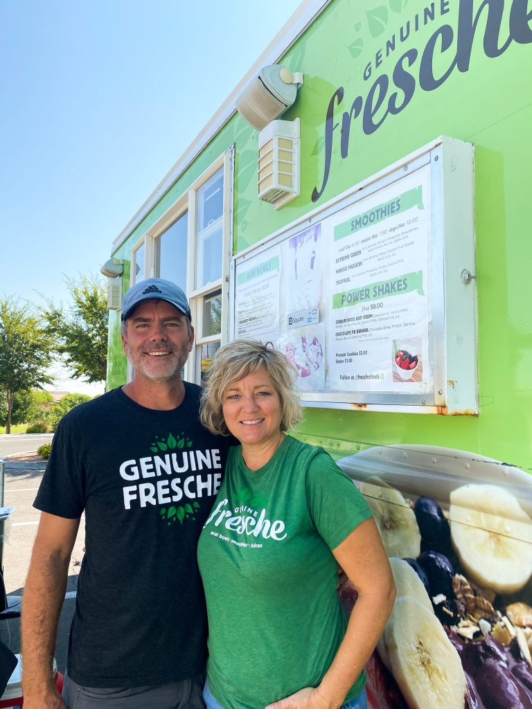 genuine fresche owners